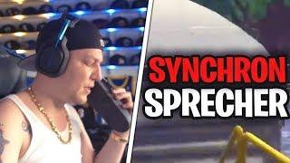 MontanaBlack als Synchronsprecher?😂 Content Klau | MontanaBlack Stream Highlights