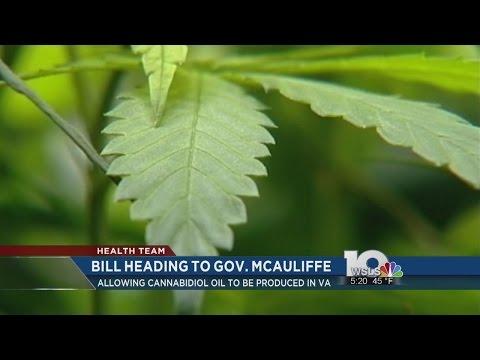Virginia bill expanding marijuana oil use heading to governor