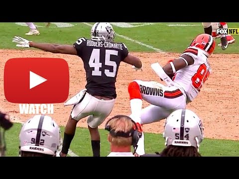 The Hardest Hits of Week 4 (HD) 2018 NFL Season