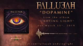 FALLUJAH - Dopamine (OFFICIAL VISUALIZER)