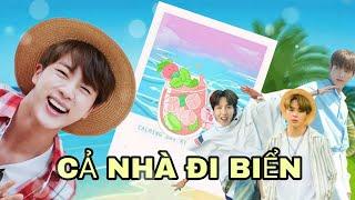 •Film BTS Hài• CẢ NHÀ ĐI BIỂN | 🏖
