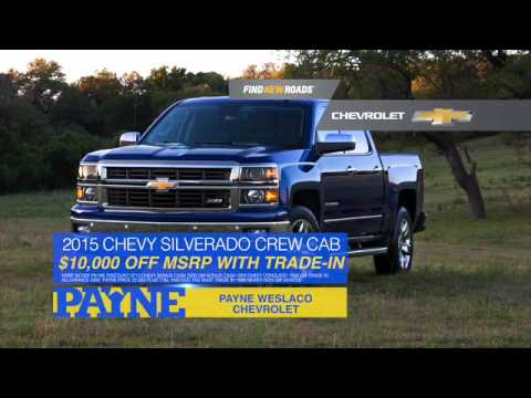 Celete Chevy Truck Month at Payne Weslaco Motors | Payne Auto ...