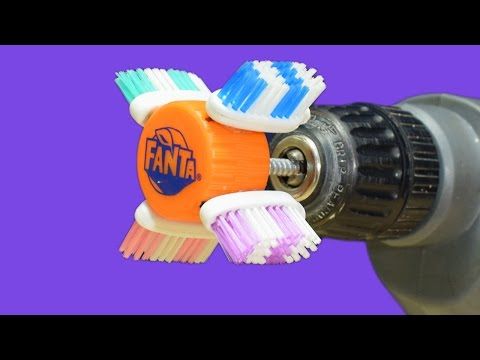 Thumbnail: 3 Amazing Life Hacks with Toothbrush