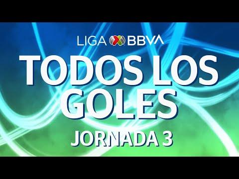 Todo los Goles | Jornada 3 - CL 2020 | Liga BBVA MX