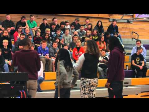 The Hall Pass Tour | Pacific High School