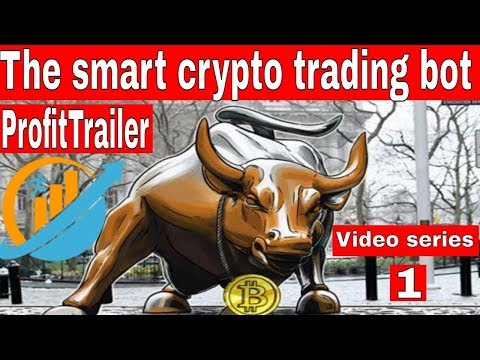 ProfitTrailer The smart crypto trading bot: Video Series 1