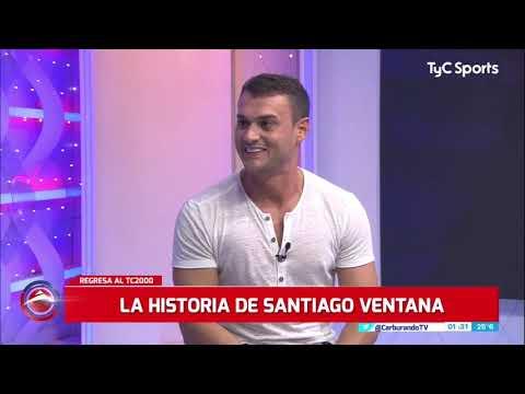 La historia de Santiago Ventana