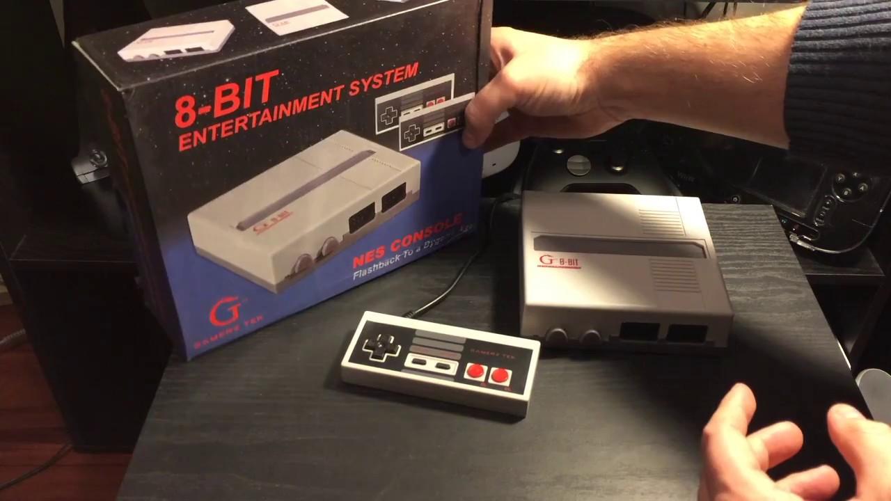 8 Bit Entertainment System Review