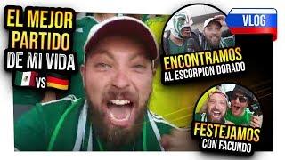 ¡HICIMOS HISTORIA! MÉXICO 1 VS ALEMANIA 0
