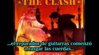 The Clash Rock The Casbah (subtitulado español)