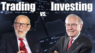 The Difference Between Trading and Investing