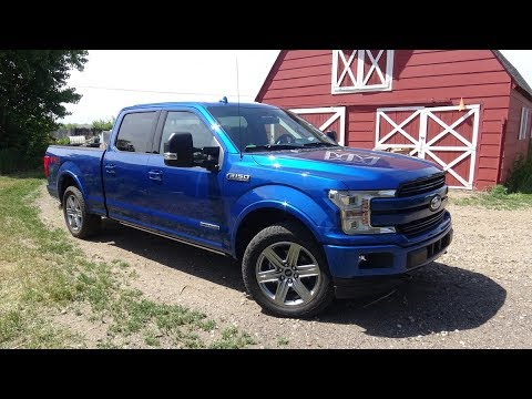 2018 ford f150 diesel more time behind the wheel in. Black Bedroom Furniture Sets. Home Design Ideas