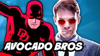 Daredevil Season 1 Review and Marvel Easter Eggs