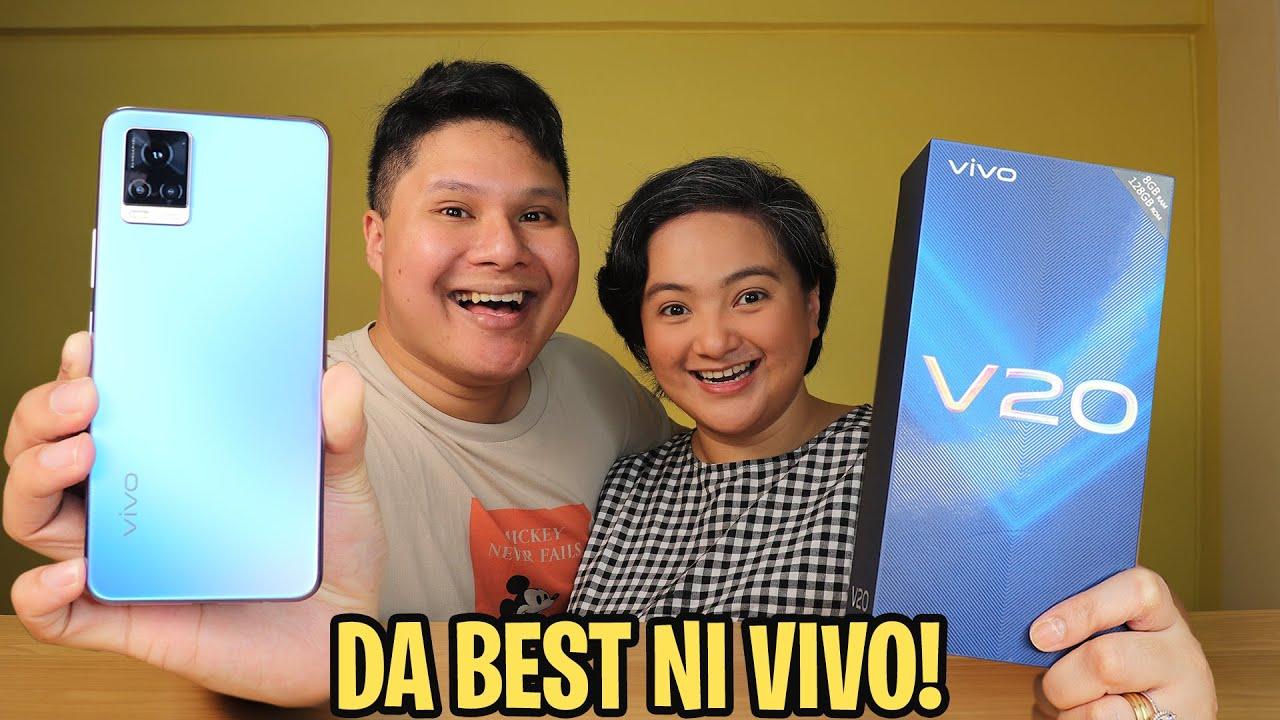 VIVO V20 - DA BEST NI VIVO!