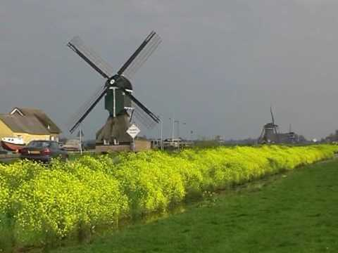 holland kinderdijk windm hlen youtube. Black Bedroom Furniture Sets. Home Design Ideas