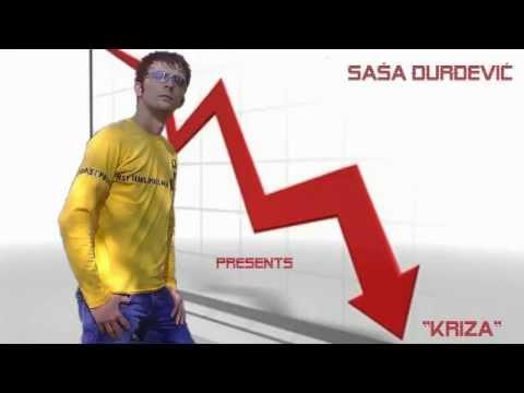 Saša Đurđević  - Kriza - Audio 2010