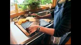 Alaska Seafood - Quick Tricks - Grilling Whole Salmon