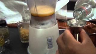Receta de coctel de Aguaymanto   como Preparar coctel de aguaymanto