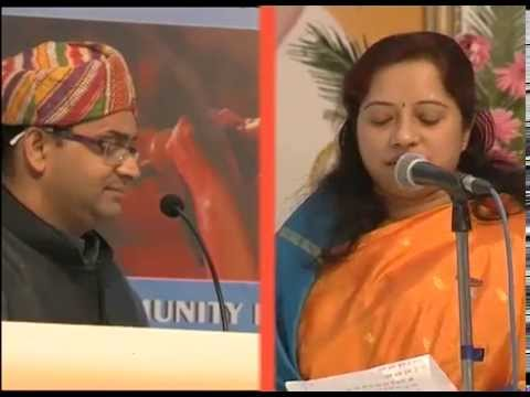 RJ Vishal & RJ Swarnalata Song - KHUSHI - 4th Annual Day - Radio Madhuban 90.4 FM