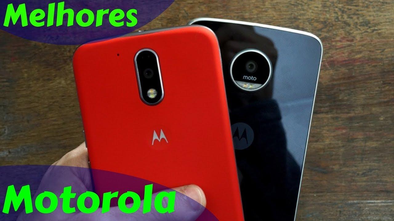 Os 10 Melhores Celulares Motorola em 2018 - YouTube 66fcf3cae1