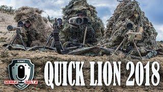 QUICK LION 2018 PodCast SIERRA DELTA con Fco. Jose Girao |SEGDEF UDIMA|
