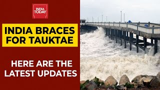 Heavy Rains Lash Parts Of Mumbai, Cyclone Tauktae Inches Towards Gujarat | Ground Reports