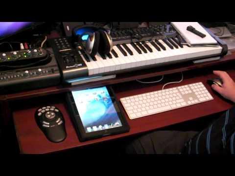 Steve Bird reviews the app NumPad with Sibelius on the iPad