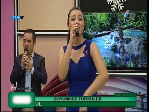 KANAL 60 SERVET ŞAHİN İLE EZGİ EROL (DOYUMSUZ TÜRKÜLER)21.03.2018