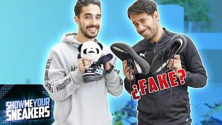 WEREVER NOS MUESTRA SU COLECCIÓN DE SNEAKERS ¿Usa fake?