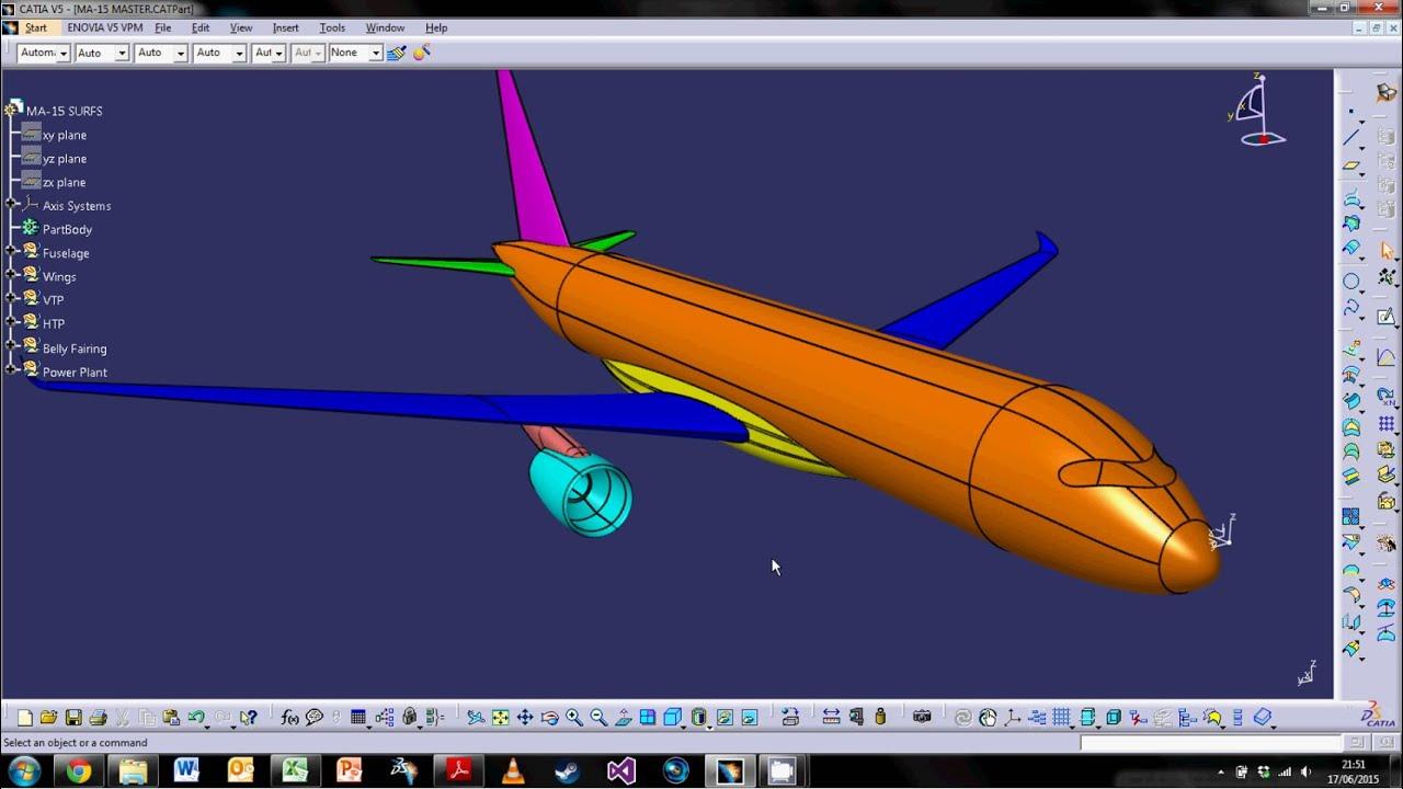 Design An Airplane Software