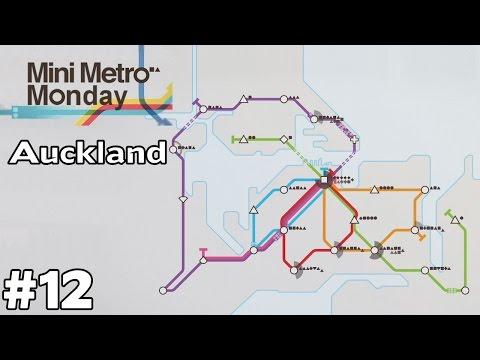 Auckland, New Zealand - Mini Metro Monday [ep12]