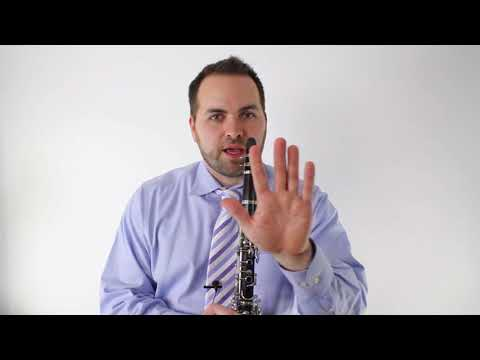 Clarinet Beginner Lesson 6 – The First Three Notes