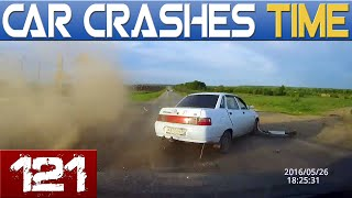 Dashcam Accidents - Weekly Compilation - Episode #121 HD
