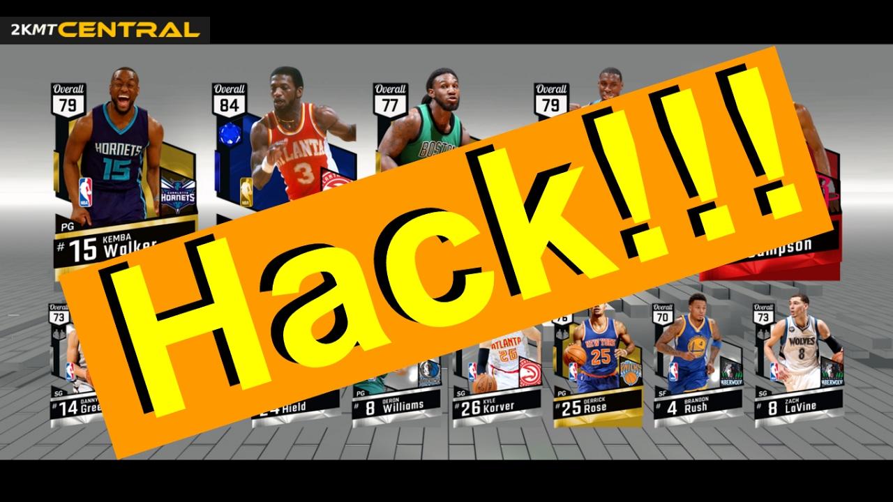 2KMT Central Pack Draft Hack! -Infinite Points!!!