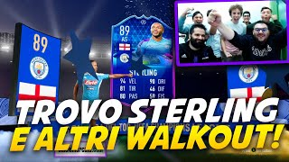 HO TROVATO STERLING TOTGS + SUPER WALKOUT!!!