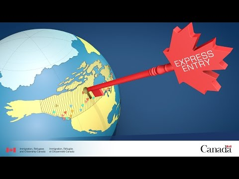Immigrate To Canada: How To Create An Express Entry Profile