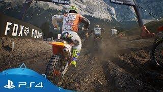 MXGP PRO   Announcement Trailer   PS4