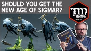Should You Get the NEW Age of Sigmar?