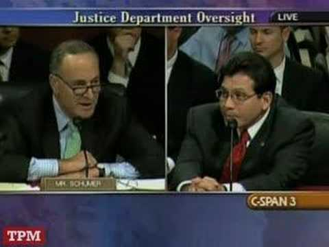 Malzberg | Alberto Gonzales former United States Attorney Generalиз YouTube · Длительность: 8 мин