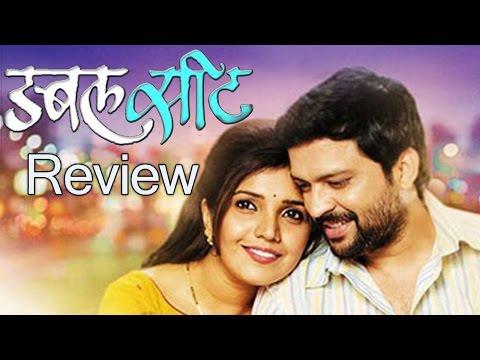 Double Seat   Full Movie Review   Ankush Chaudhari, Mukta Barve