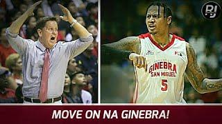 GINEBRA Wag Na Kayong Umasa Kay Ray Parks Jr. !!?? | Stop Persuing Parks | Move on na Ginebra!!