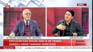 Metin Akpınar - Müjdat Gezen soruşturmasının bilinmeyenleri / Günün Konuğu / Mehmet Durakoğlu