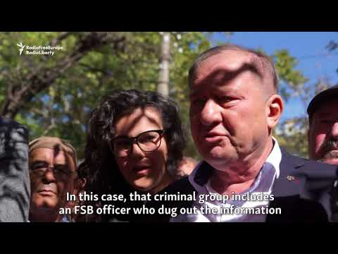 Crimean Tatar Leader Given Two Year Sentence For 'Separatism'