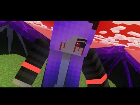 New Minecraft Song - Die For you - A Minecraft Original Music/video (Minecraft Fight Animation)