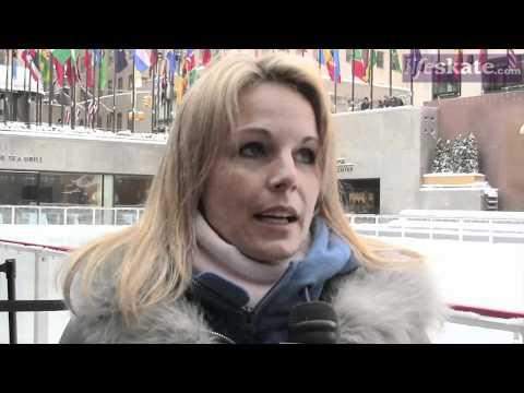 "Ekaterina ""Katia"" Gordeeva interview in NYC (Jan 2011)"