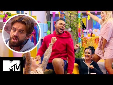 Oh Sh*t! Anna Drops A Big Tenerife Bombshell | Geordie Shore 1603
