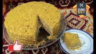 BALLI TORT (çox yumşaq) / МЕДОВЫЙ ТОРТ