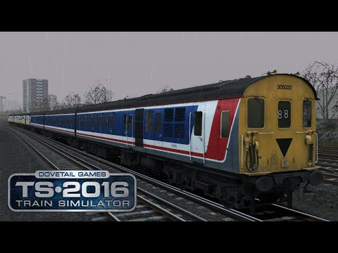 South London Network | Uckfield London Victoria | Train Simulator 2016
