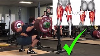 Why You SHOULD Squat ATG (Ft. Zack Telander)