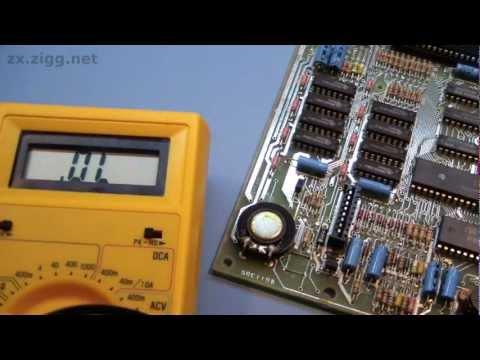 ZX Spectrum (48K & 16K) Initial Tests